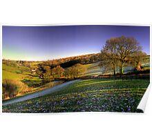 Exmoor Valley Poster