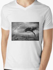 The arrival of hope Mens V-Neck T-Shirt