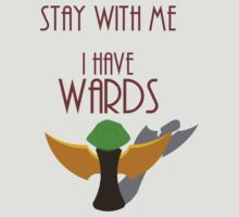 League of legends T-Shirt: I have wards! by Nundei