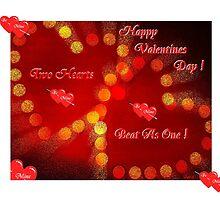 Valentine Card ! by Jan Siemucha