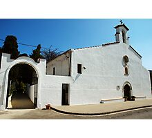 Old Church in SPAIN Photographic Print