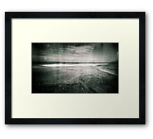 as though it were yesterday Framed Print