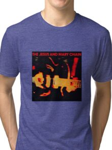 The Jesus And Mary Chain Darklands Tri-blend T-Shirt