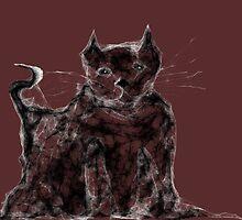 Freaky Feline by Caroline Maddison