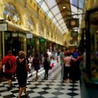 The Royal Arcade by Vince Russell
