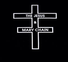 The Jesus and Mary Chain Logo by jessieh29