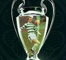 Celtic European cup winners.  by PukkaPrint Gifts