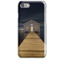 Crawley Boatshed iPhone Case/Skin