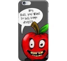 BAD Apple!! iPhone Case/Skin