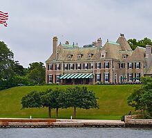 Summer Home at Newport by Russell L. Frayre / Photographer