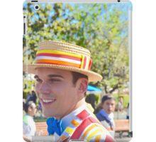 Bert iPad Case/Skin