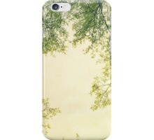 Spring foliage No. 2 iPhone Case/Skin