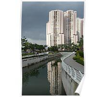 Apartemen Taman Rasuna Poster