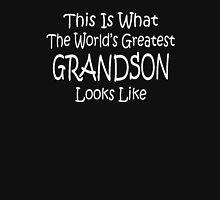 Worlds Greatest GRANDSON Birthday Christmas Gift Unisex T-Shirt