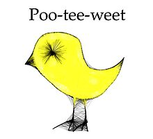 Poo-Tee-Weet by abbycat