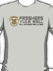 Hogwarts Freshers Party T Shirt T-Shirt