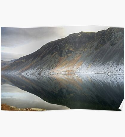 Wastwater Screes Poster