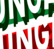 BUNGA - BUNGA  Sticker