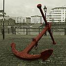 Anchors away. by Susie Hawkins