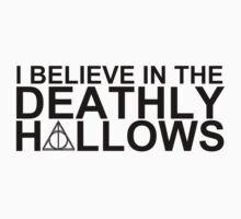 I Believe in the Deathly Hallows