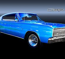67 Dodge Charger Hardtop by Thomas Burtney