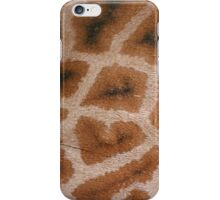 Natural Abstracts - Giraffe Hide iPhone Case/Skin