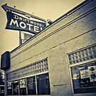 Driftwood Diner-split toned by John  De Bord Photography