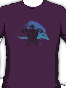 Tribal Turtle Maui T-Shirt