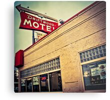 Driftwood Motel & Diner  Metal Print