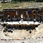 Hierapolis - the theatre by Maria1606