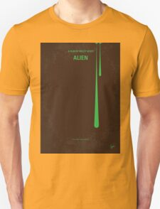 No004 My Alien minimal movie poster T-Shirt