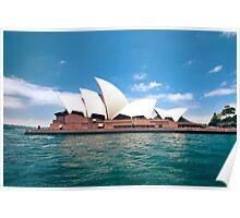 Opera House - Sydney Poster