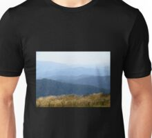 Misty Mountains - Victoria's High Country Unisex T-Shirt