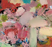 Azaleas by Allan P Friedlander