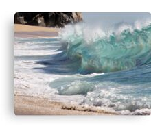 Cabo Glass Canvas Print