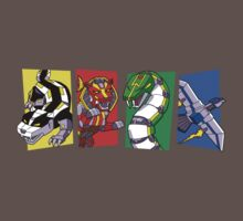 House Zords by JordanMDalton