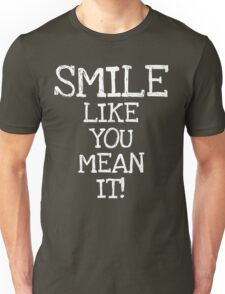 smile chalk Unisex T-Shirt