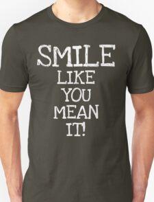 smile chalk T-Shirt