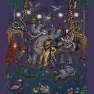 Party Animals by Patrick Brickman