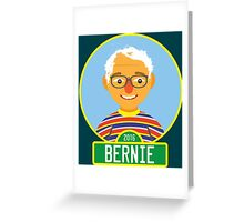 2016 Bernie Street Greeting Card