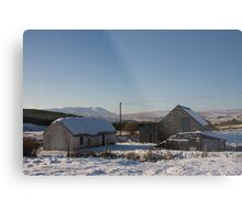 leamagowra winter Metal Print
