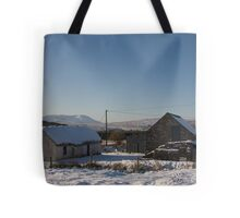 leamagowra winter Tote Bag