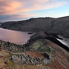 Dawn Above The Rigg & Haweswater by SteveMG