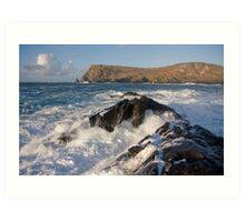 glen head 2 Art Print