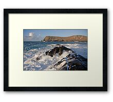 glen head 2 Framed Print