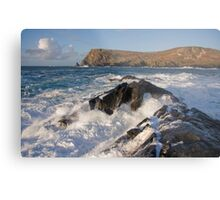 glen head 2 Metal Print