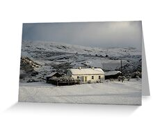 Fullers cottage Greeting Card