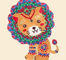 The Little King of the Jungle by haidishabrina