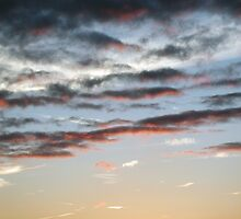 Sunsets & Clouds by GreenPeak