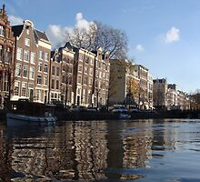 amsterdam 1 by syksy